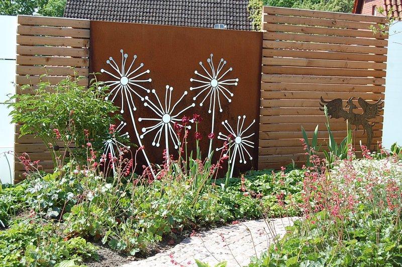 C Ludowig Garten Landschaftsbau Holz Im Garten
